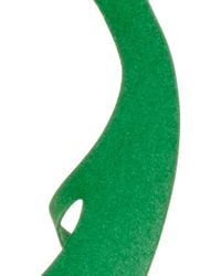 Rosie Assoulin - Green Roxanne Assoulin For Haricot Vert Small Sculptural Earrings - Lyst