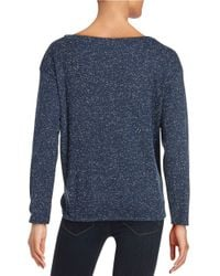 Alternative Apparel | Blue Trekker Eco-constellation Thermal Top | Lyst