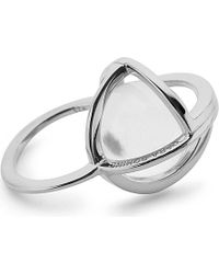 Lara Bohinc | Metallic Planetaria Ring | Lyst