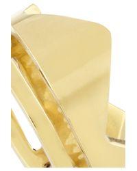 Kelly Wearstler - Metallic Azzi Goldplated Ring - Lyst