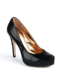 BCBGeneration | Black Parade Platform Pumps | Lyst