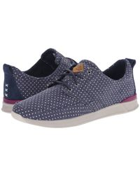 Reef | Blue Rover Low Prints | Lyst
