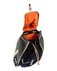 DIESEL - Blue Rucksacks & Bumbags for Men - Lyst