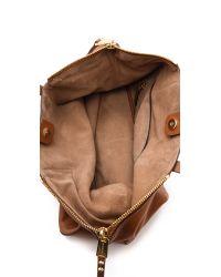 Michael Kors - Brown Miranda Zips Large Shopper Luggage - Lyst