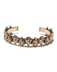 Pamela Love | Metallic Archer Cuff | Lyst
