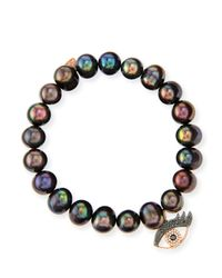 Sydney Evan | Multicolor Design Your Own Bracelet (made To Order) | Lyst