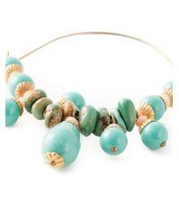 Étoile Isabel Marant | Blue 'Valentina' Earrings | Lyst