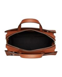 Marc By Marc Jacobs | Brown Luna Saffiano Alaina | Lyst