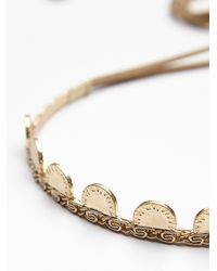 Free People - Metallic Pixie Crown - Lyst