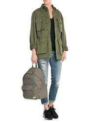 Rag & Bone - Fabric Backpack - Green - Lyst