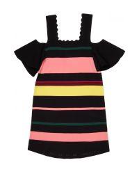 Apiece Apart | Multicolor Lira Off Shoulder Dress | Lyst