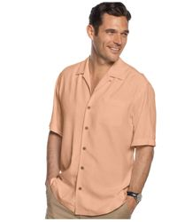 Tommy Bahama - Pink Macy's Exclusive Bird It Through The Grapevine Silk Shirt for Men - Lyst