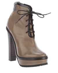 Opening Ceremony | Green Laetitia Boot | Lyst