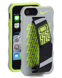 Nike - Metallic Hand Strap Iphone 5 & 5s Case for Men - Lyst