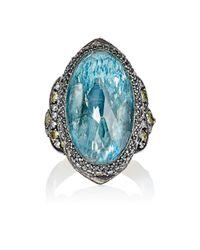 Sevan Biçakci | Blue Dolphin Intaglio Ring | Lyst