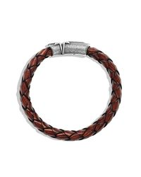 David Yurman - Maritime North Star Bracelet In Brown for Men - Lyst