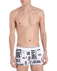 DIESEL | White Umbx-semaji for Men | Lyst