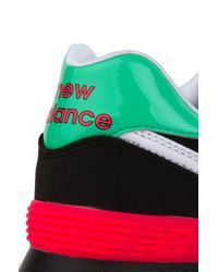 New Balance - Pop Tropical 574 Sneakers In Black - Lyst