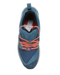 Puma Select - Blue Blaze Of Glory Leather & Mesh Sneakers - Lyst