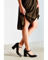 Urban Outfitters - Black Maude Patent Heel - Lyst