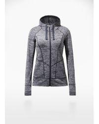 Mango | Gray Fitness & Running - Flecked Jacket | Lyst