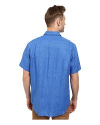 Tommy Bahama | Blue San Marino Camp Shirt for Men | Lyst