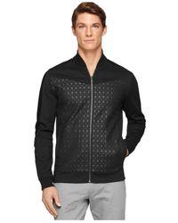 Calvin Klein - Black Ck One Bomber Jacket for Men - Lyst