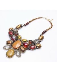 Nakamol | Multicolor Mila Necklace-gold Mix | Lyst