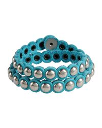 DSquared² - Blue Bracelet - Lyst