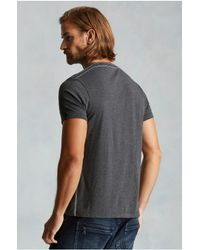 True Religion | Black Drippy Horseshoe Mens Tee for Men | Lyst