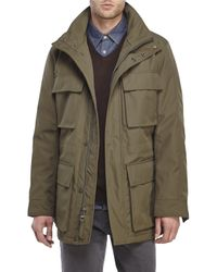 Marc New York - Green Winthrop Field Jacket for Men - Lyst