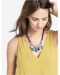 BaubleBar - Blue Mauritius Collar - Lyst