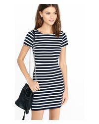 Navy Aline Dress