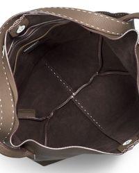 Michael Kors - Brown Rogers Large Slouchy Hobo Bag - Lyst