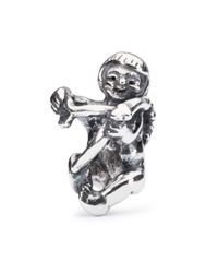 Trollbeads | Metallic Cupid Bead | Lyst