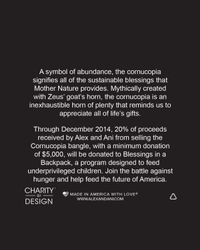 ALEX AND ANI - Metallic Cornucopia Expandable Wire Bangle Charity By Design Collection - Lyst