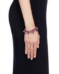 Joomi Lim | Pink 'dynamic Duo' Spike Sphere Bracelet | Lyst