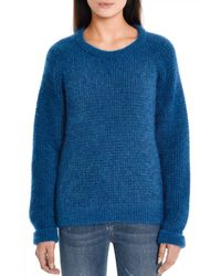 M.i.h Jeans - Blue The Waffle Sweater - Lyst