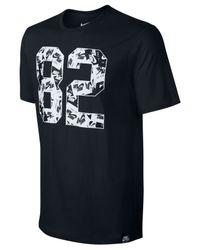Nike | Black Men's Af-1 82 Graphic Print T-shirt for Men | Lyst