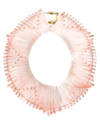 Sarah Angold Studio | Pink 'Selaph' Necklace | Lyst