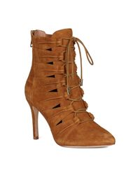 Joie | Brown Jelka Booties | Lyst