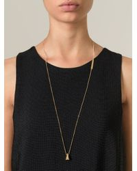 Bjorg | Metallic A City Of Mirages Necklace | Lyst
