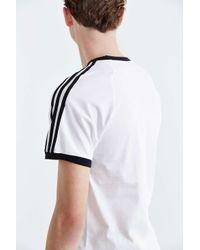 Adidas Originals - White Originals Sport Essential Tee for Men - Lyst