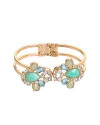 Ziba | Green Adelborg Bracelet | Lyst