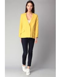 Paul & Joe | Yellow Blazer | Lyst