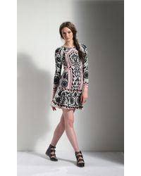 Temperley London - Black Tishka Mini Dress - Lyst