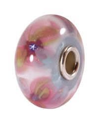 Trollbeads | Multicolor Fantasy Flower Glass Bead | Lyst