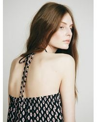 Free People | Black Fiona Tube Maxi | Lyst