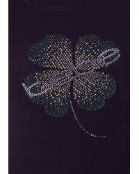 Bebe - Black St. Patrick's Day Tee - Lyst