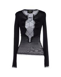 Jean Paul Gaultier - Black T-shirt - Lyst
